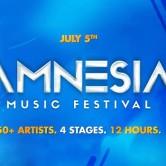 """AMNESIA"" Music Festival 2014"