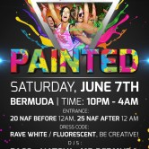 Bermuda Curacao | Painted 2.0
