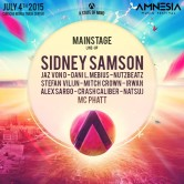 Amnesia Music Festival 2015
