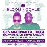 Bloomingdale Beach Festival Curacao