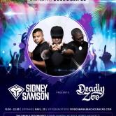 """Cabana Beach Festival Invites: """"Sidney Samson & Deadly Zoo"""""""