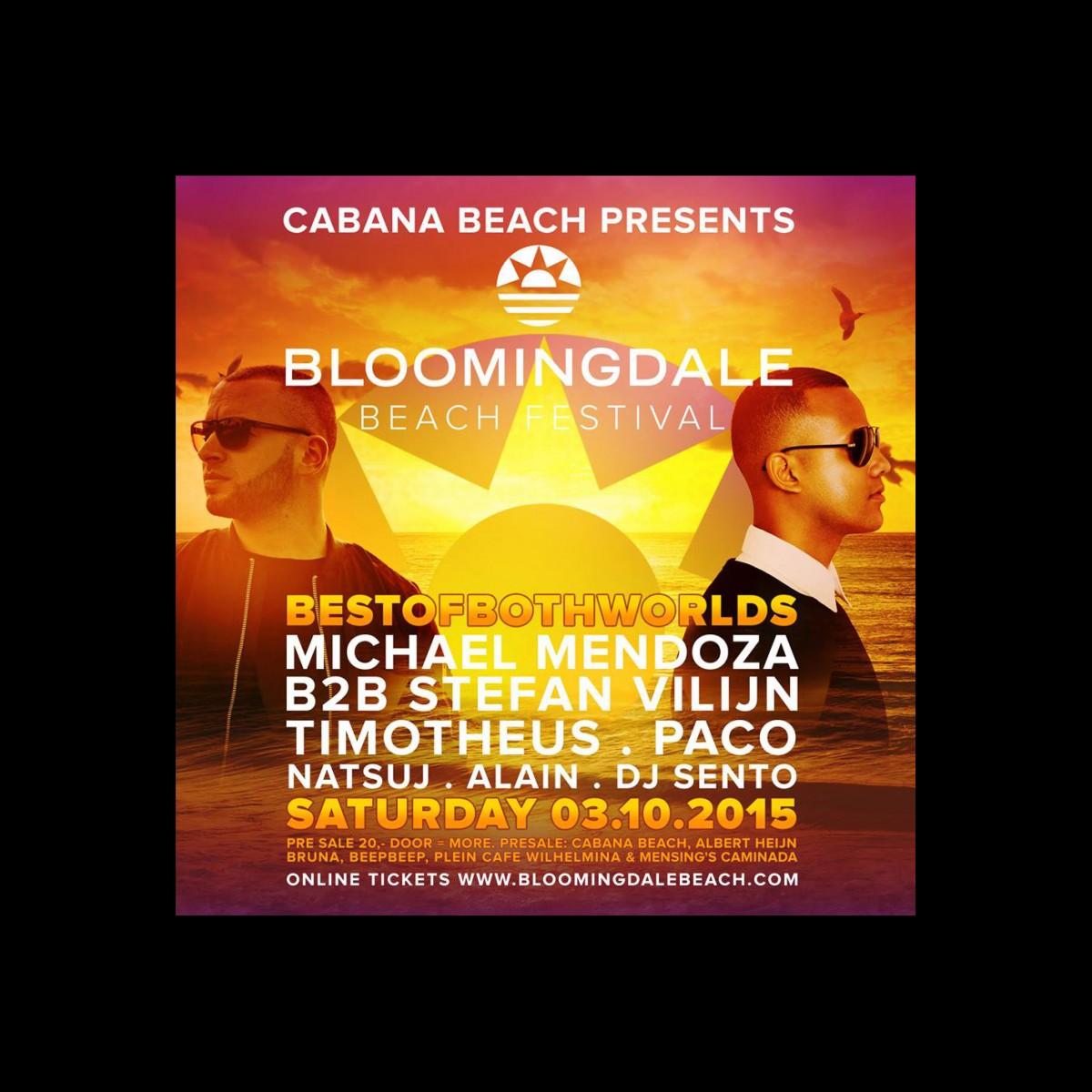 Cabana Beach Presents: Best Of Both Worlds