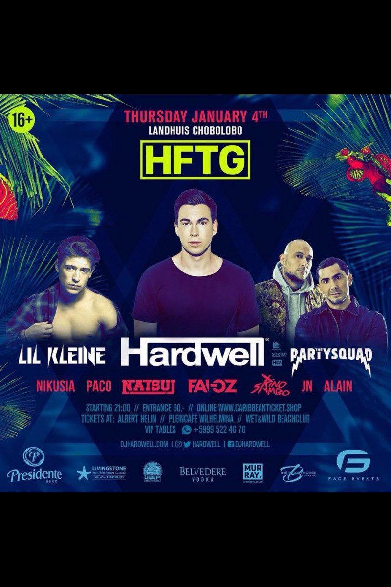 HFTG Presents: HARDWELL