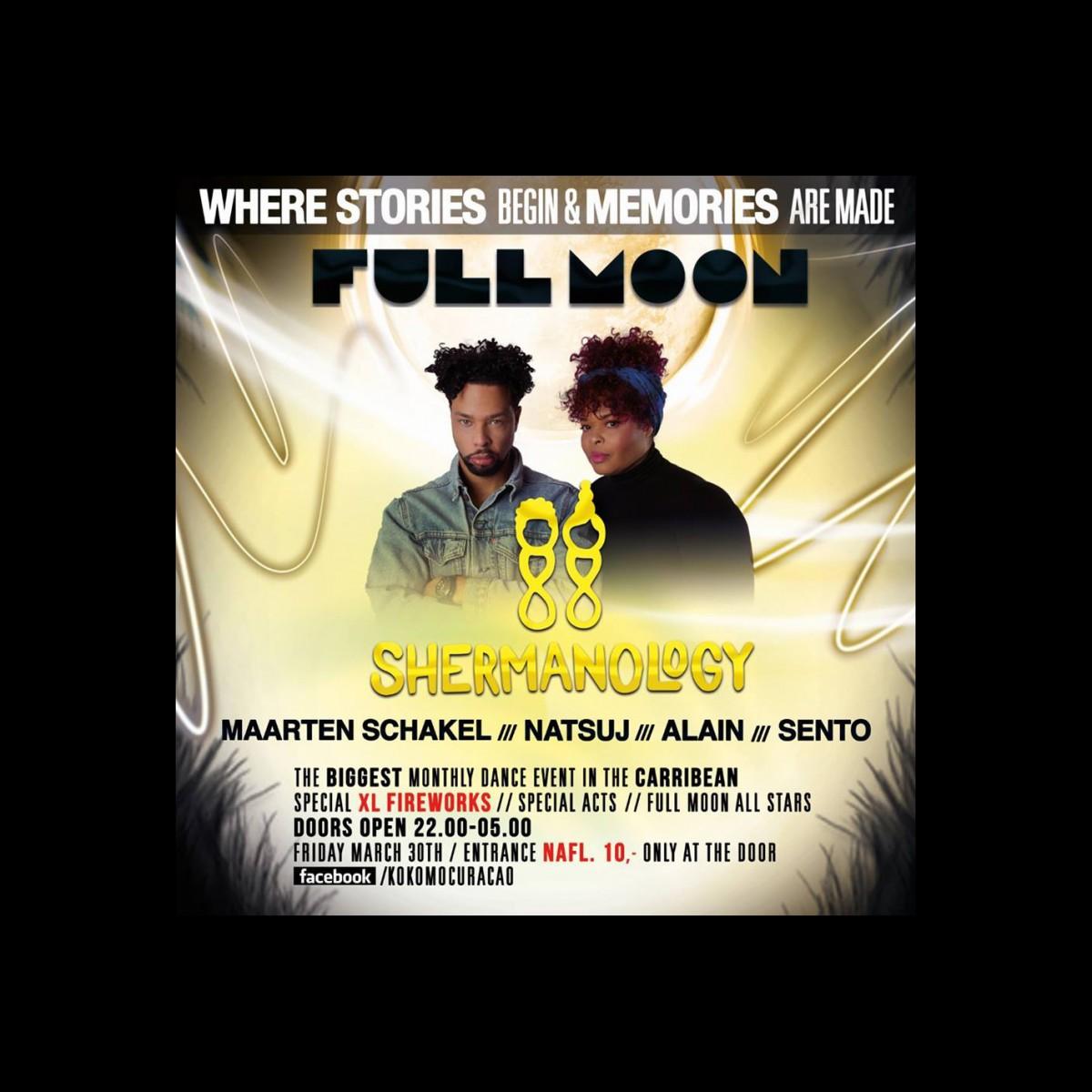 Kokomo Beach Curacao Presents: Full Moon Party