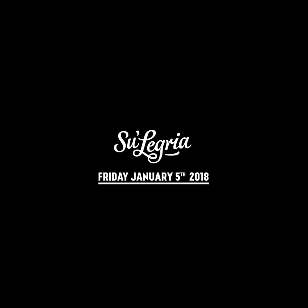 SuLegria 2018